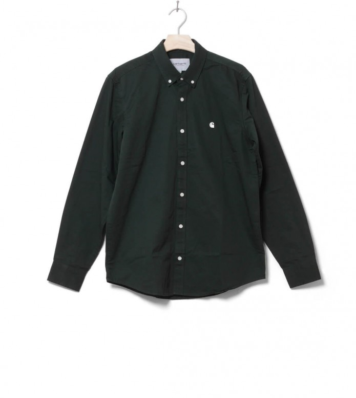 Carhartt WIP Shirt Madison green loden M