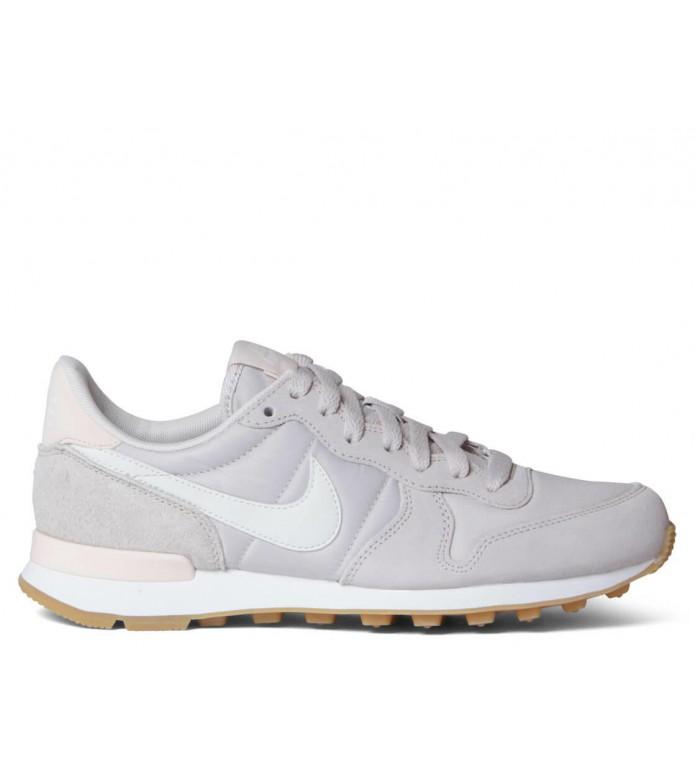 Nike Nike W Shoes Internationalist grey desert sand/summit white