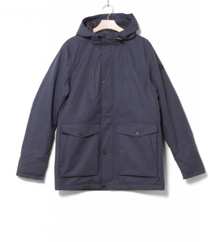 Revolution Winterjacket 7587 blue navy M