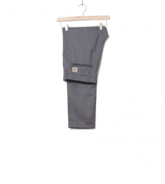 Carhartt WIP Pants Sid Wool grey heather 29/32