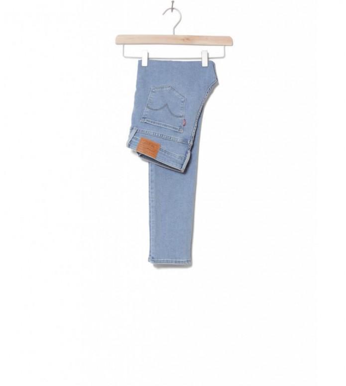Levis W Jeans 711 Skinny blue in love indigo 26/30