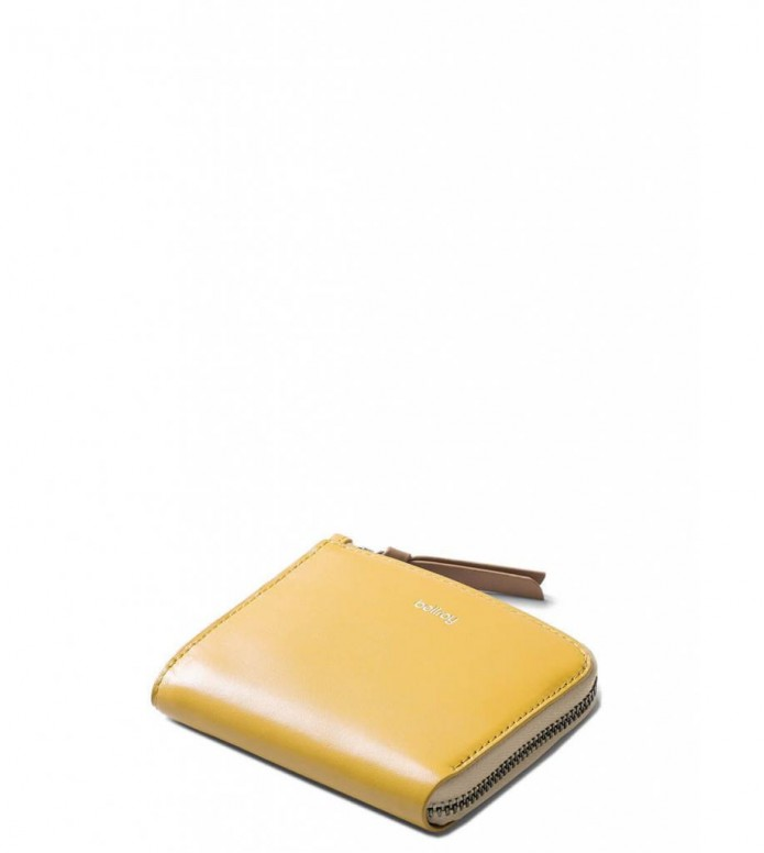 Bellroy Bellroy Wallet Pocket Mini yellow lemon
