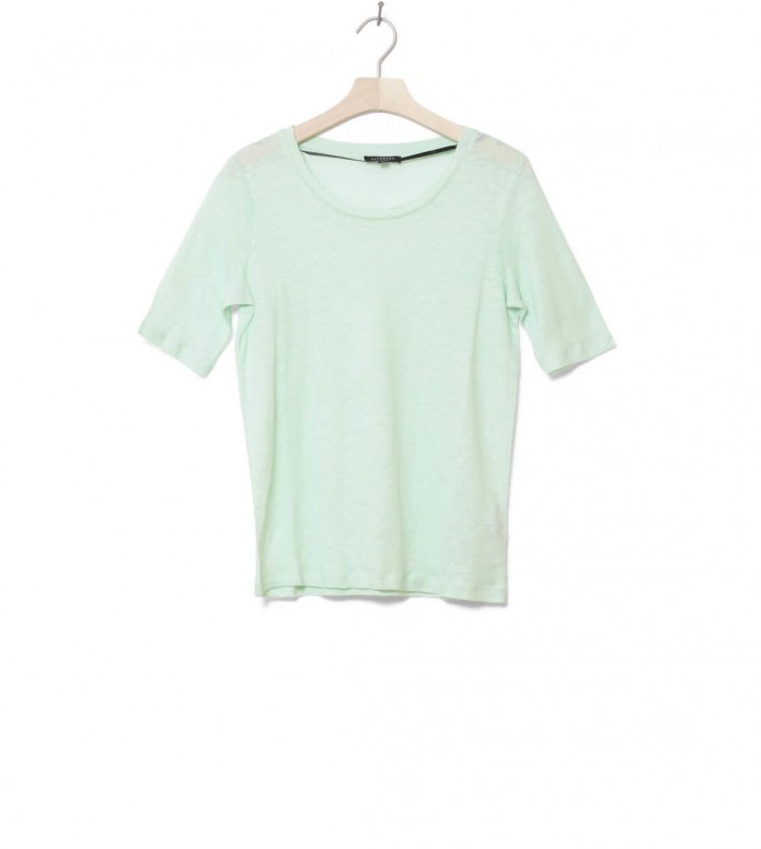 Selected Femme T-Shirt Slfteri green spray XS