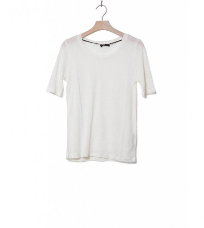 Selected Femme T-Shirt Slfteri white snow S