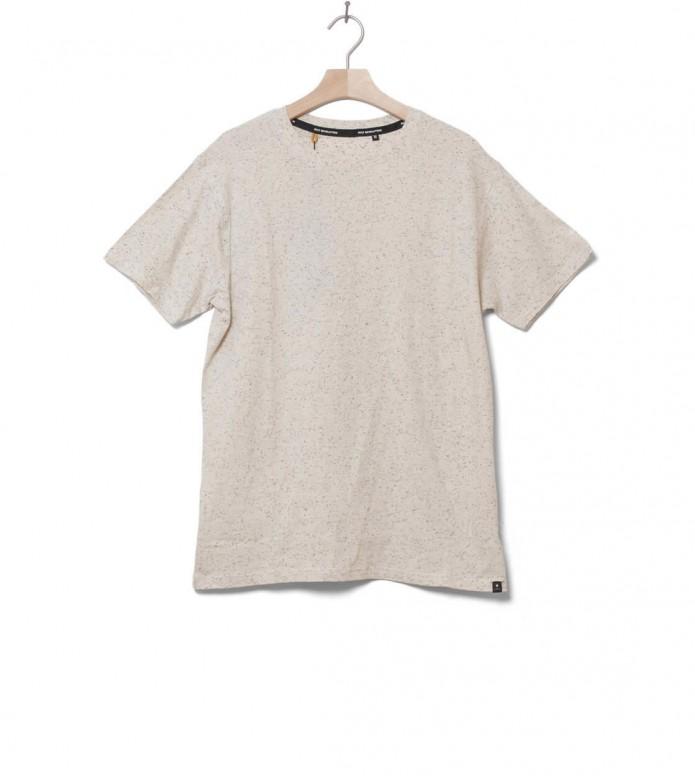 Revolution (RVLT) Revolution T-Shirt 1125 beige offwhite