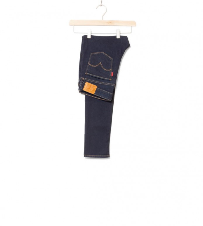 Levis W Jeans 711 Skinny blue to the nine 26/28
