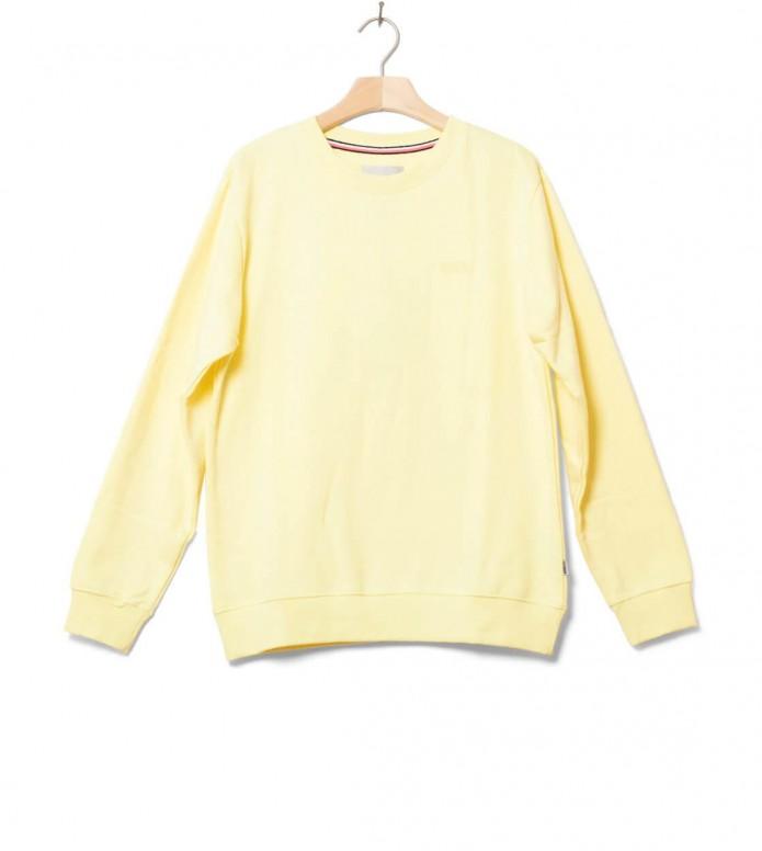 Wemoto Sweater Kenny yellow tender S