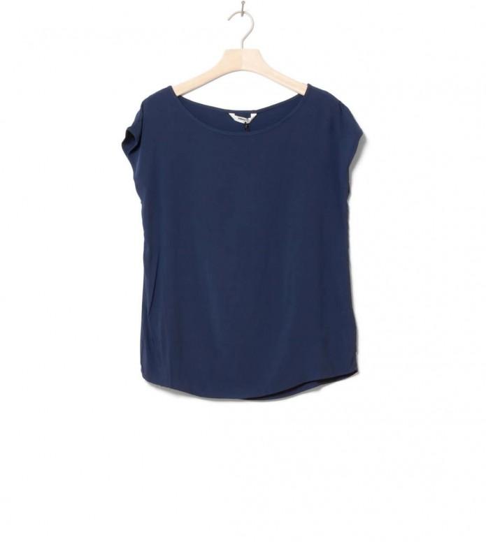 Wemoto W T-Shirt Melvin blue navy