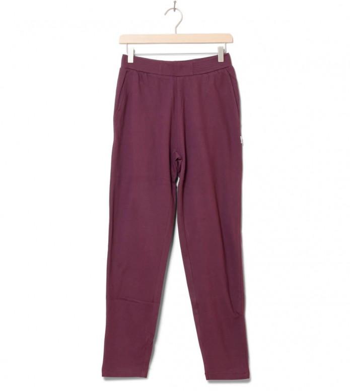 Wemoto W Pants Torres red burgundy XS