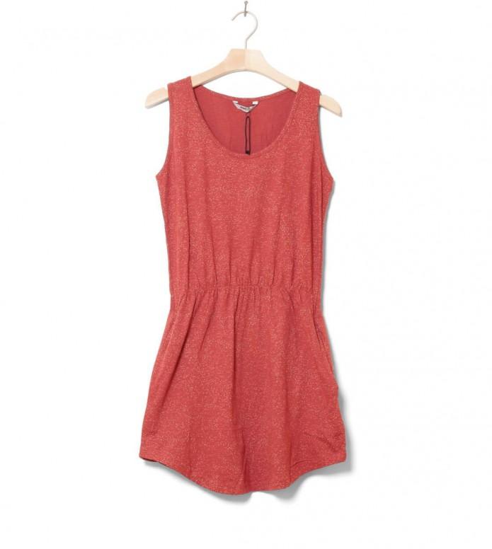 Wemoto W Dress New Tavi red-off white XS