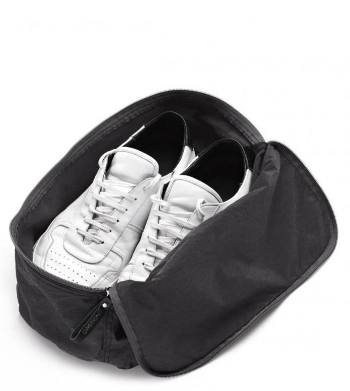 Qwstion Qwstion Bag Shoe grey melange