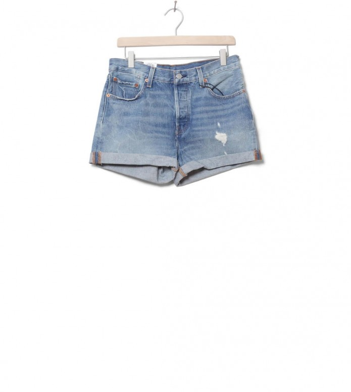 Levis W Shorts 501 blue highways 25
