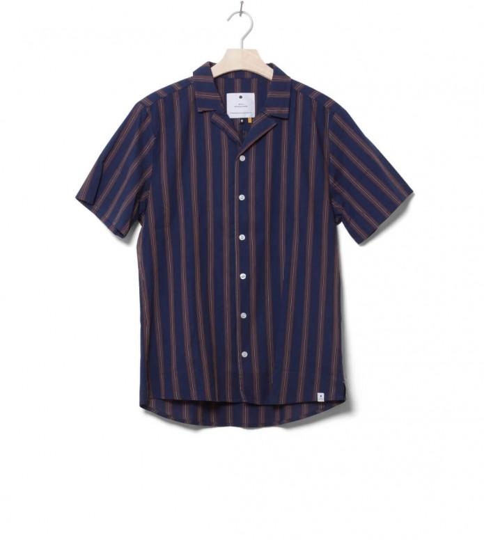 Revolution Shirt 3715 blue navy