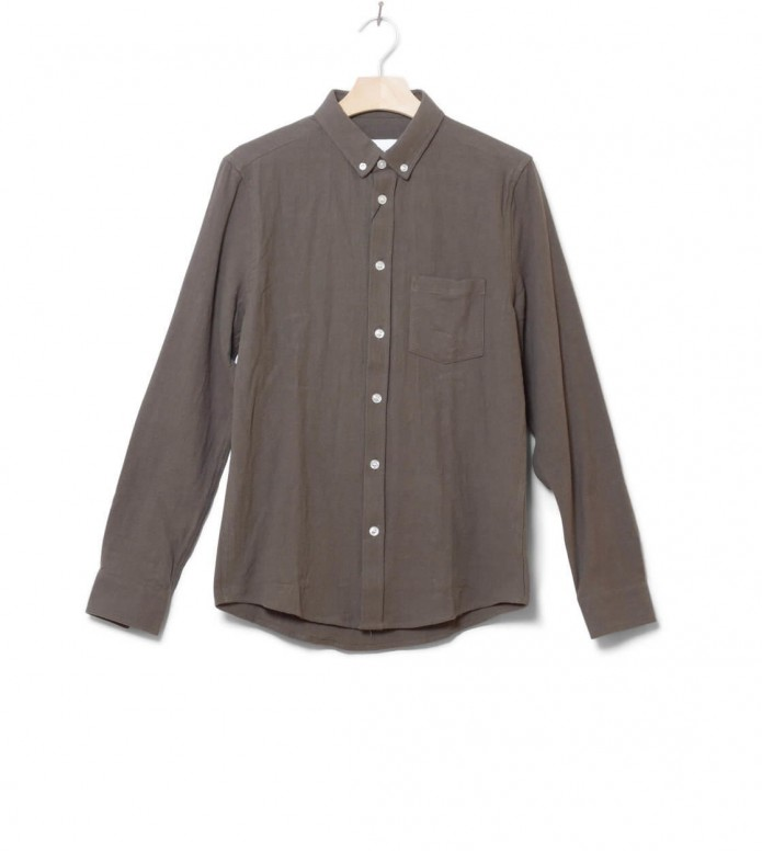 Legends Shirt Lagos green olive S