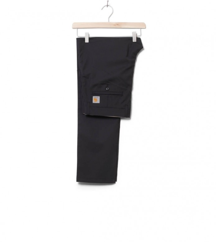 Carhartt WIP Pants Johnson Diamond black rigid 30/32
