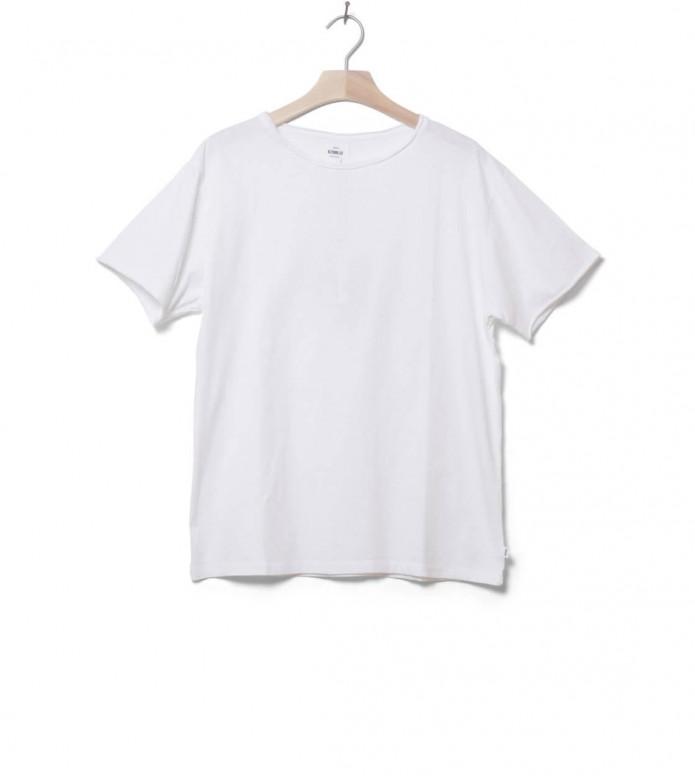 Klitmoller T-Shirt Sigurd white flame XL