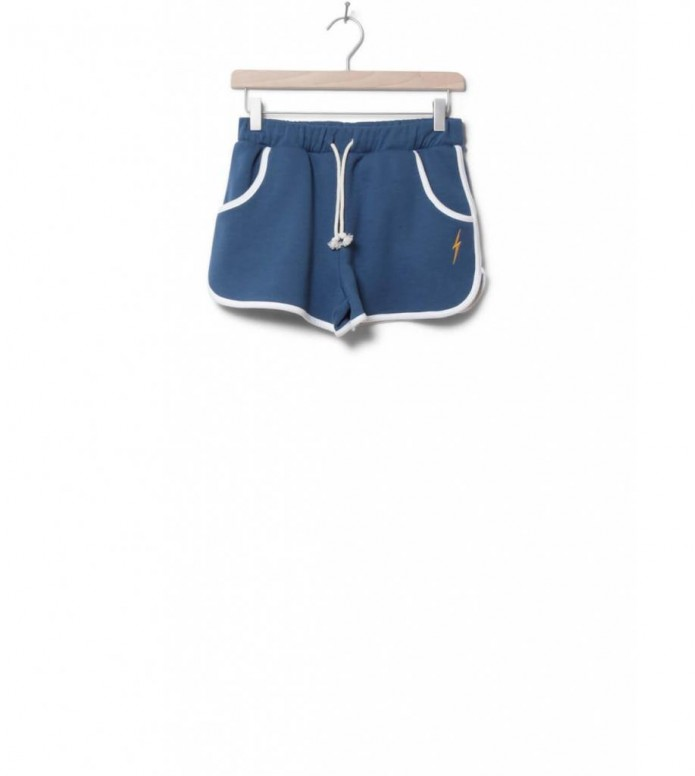 Lightning Bolt W Shorts Essential Sweat blue majolica S