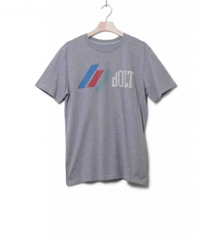 Lightning Bolt T-Shirt Bolt Shack grey heather M