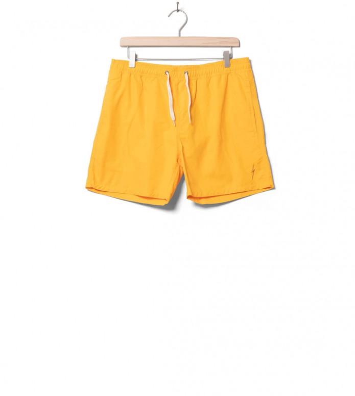 Lightning Bolt Shorts Plain Turtle yellow artisans gold 30