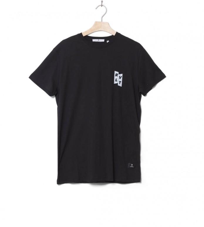 Revolution (RVLT) Revolution T-Shirt 1140 Ref black