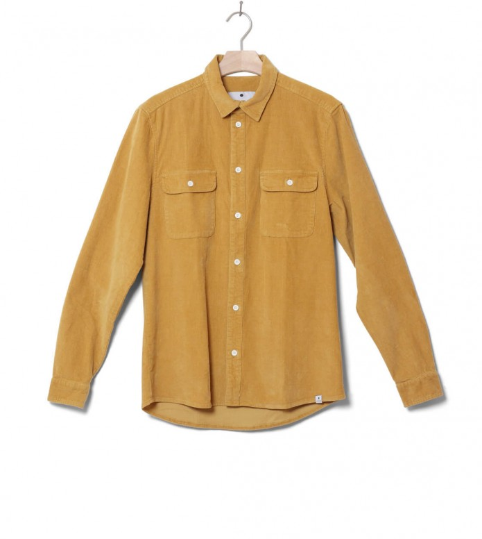 Revolution (RVLT) Revolution Shirt 3721 yellow khaki