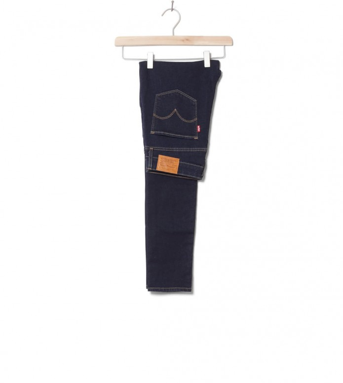 Levis W Jeans 721 High Rise Skinny blue to the nine 26/30