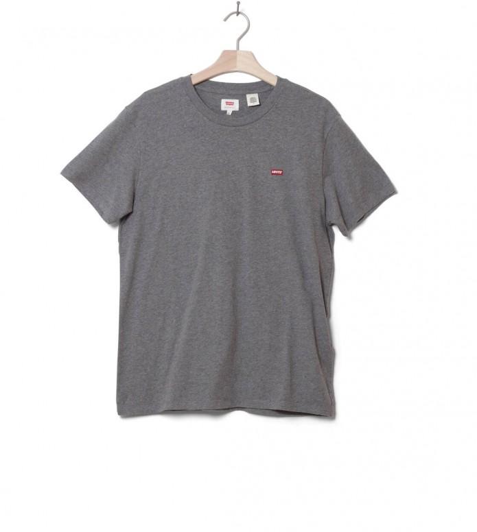 Levis T-Shirt Original Hm grey charcoal heather S