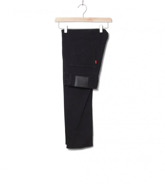 Levis Jeans 510 Skinny Fit black 30/32