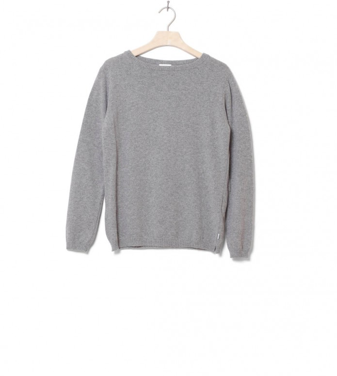 Klitmoller W Knit Daniella grey light XS