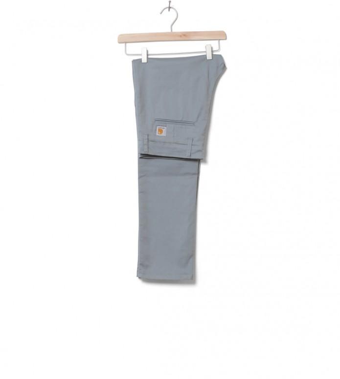 Carhartt WIP Pants Sid Lamar blue cloudy rinsed 30/32