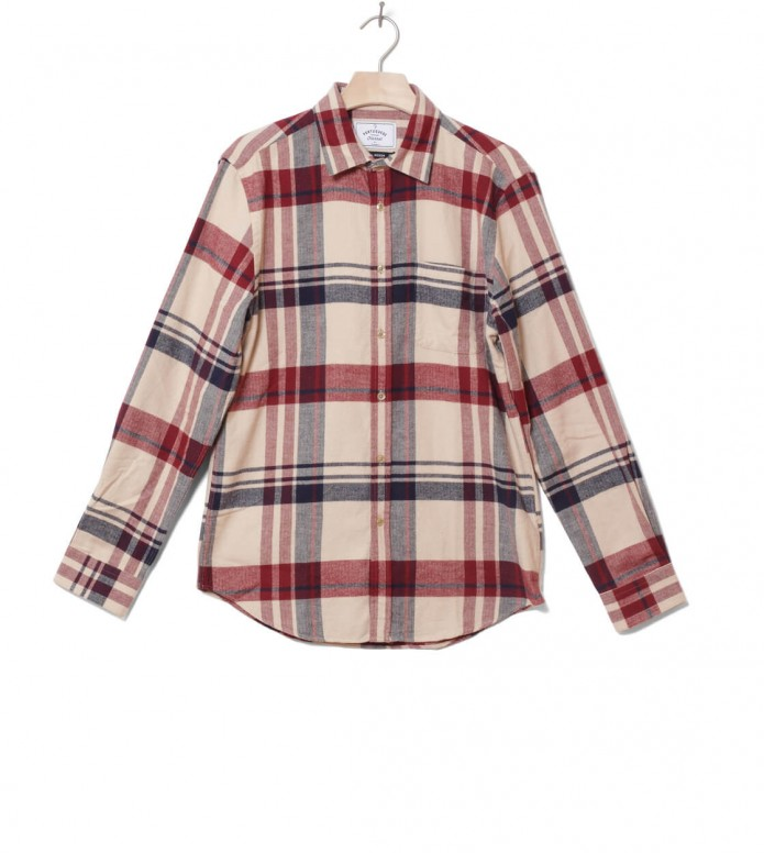 Portuguese Flannel Portuguese Flannel Shirt Coachella beige multi