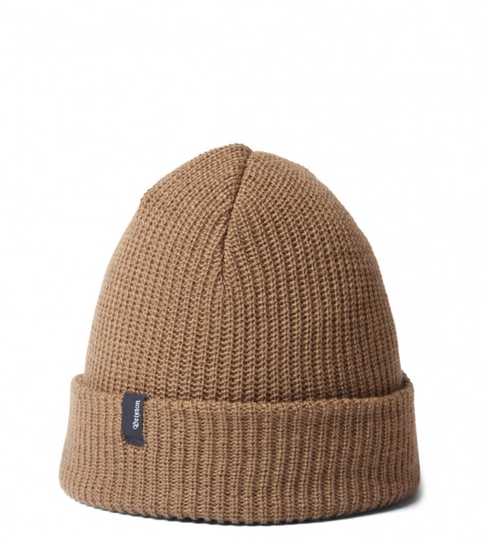 Brixton Brixton Beanie Heist brown coyote burnt