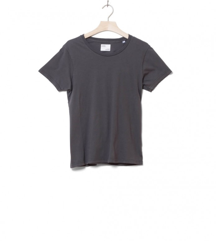 Colorful Standard Colorful Standard W T-Shirt CS 2051 grey lava