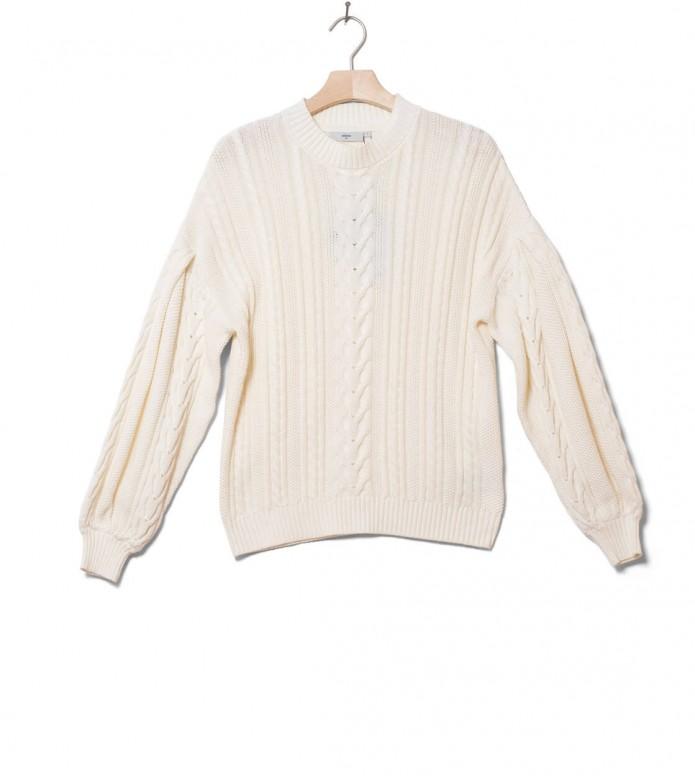 Minimum W Knit Romalina white broken XS
