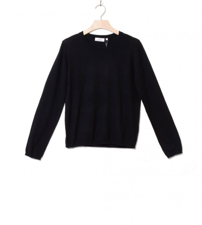 Minimum Minimum W Pullover Italina black
