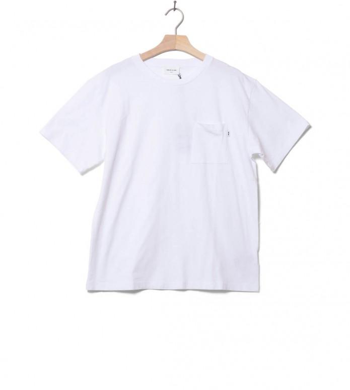 Wood Wood Wood Wood T-Shirt Bobo white bright