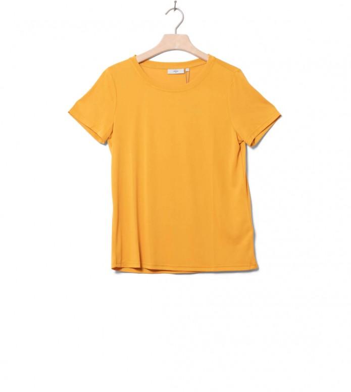 Minimum Minimum W T-Shirt Rynah yellow sunflower