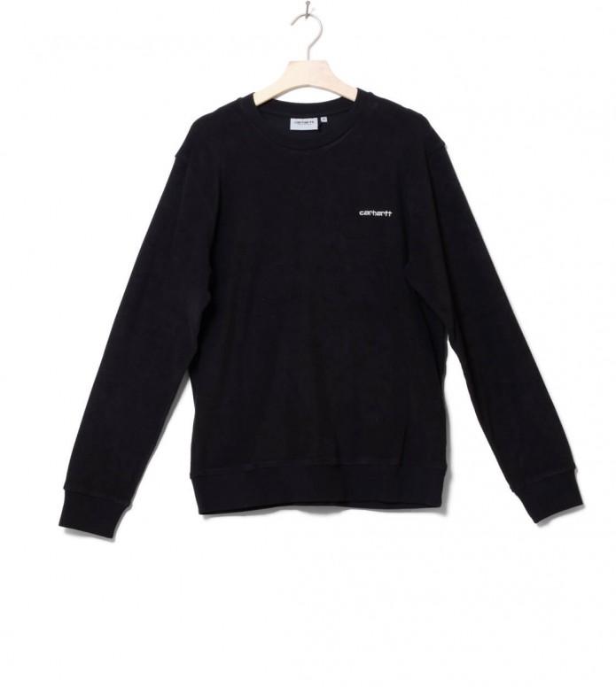 Carhartt WIP Carhartt WIP Sweater Terry black/white