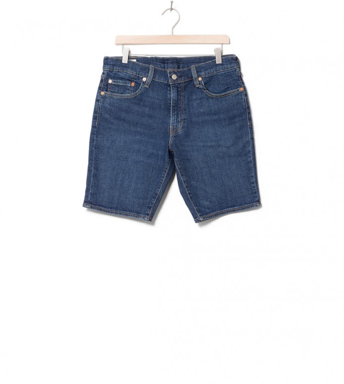 Levis Shorts 511 Slim Hemmed blue rey short 31