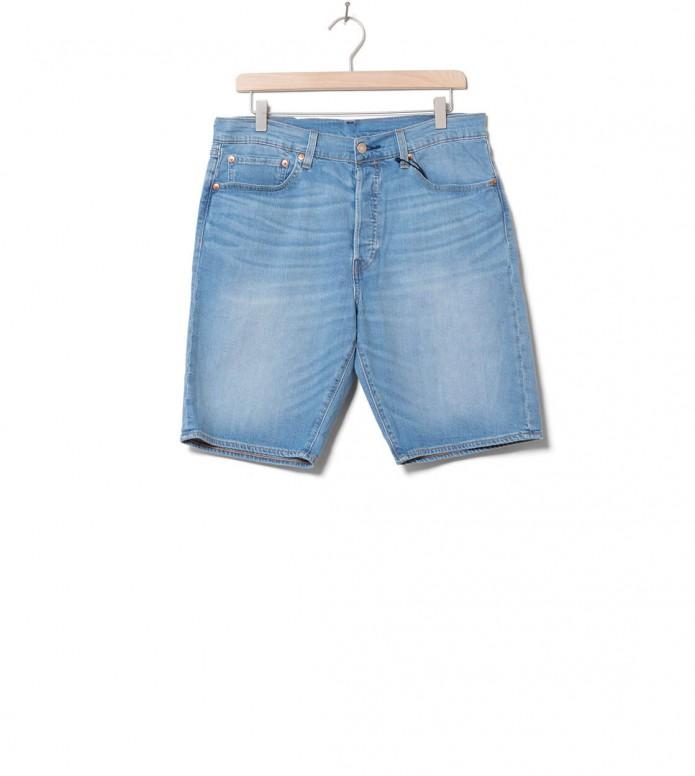 Levis Shorts 501 Hemmed blue bratwurst ltwt short 31