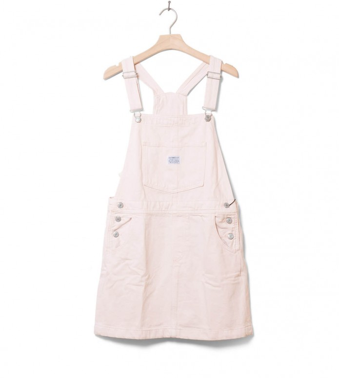 Levis W Skirt Norah pink at first blush garment dye XS