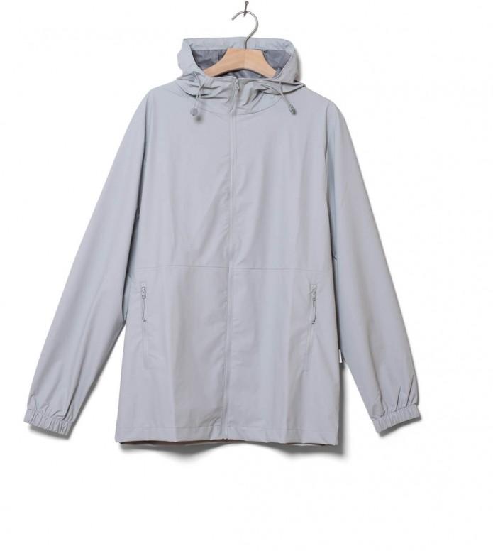 Rains Rains Rainjacket Ultralight grey ash