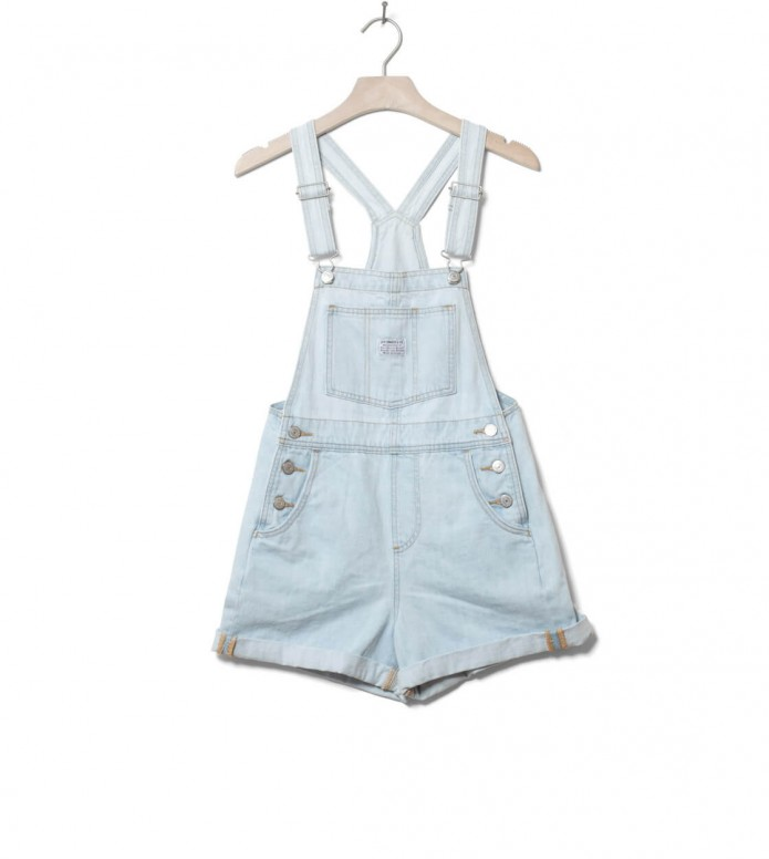 Levis W Shorts Vintage Shortall blue caught napping XS