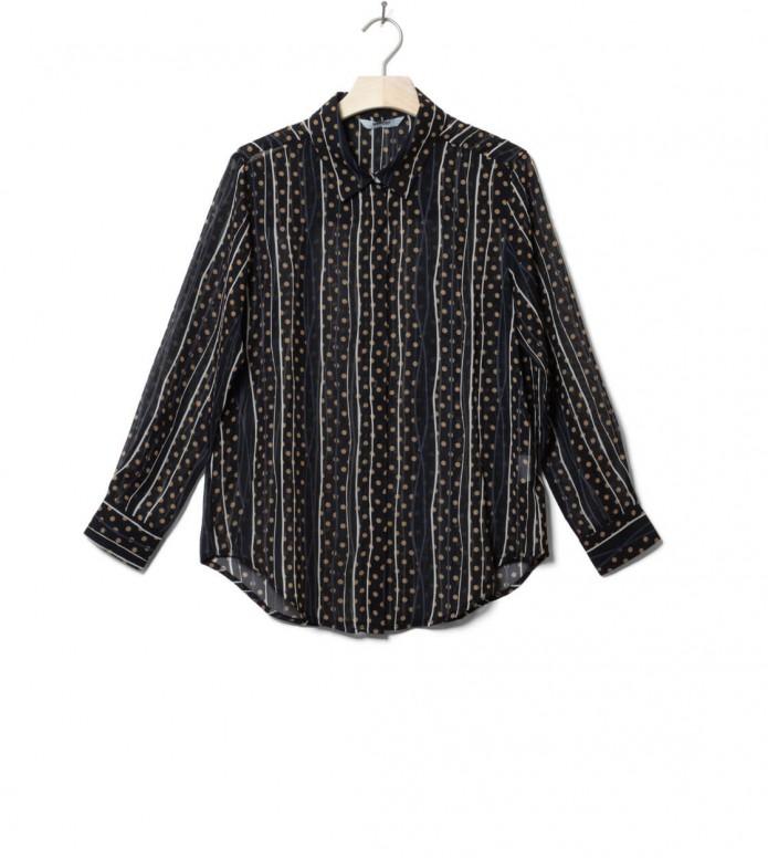 Wemoto W Shirt Aimee black-sand XS
