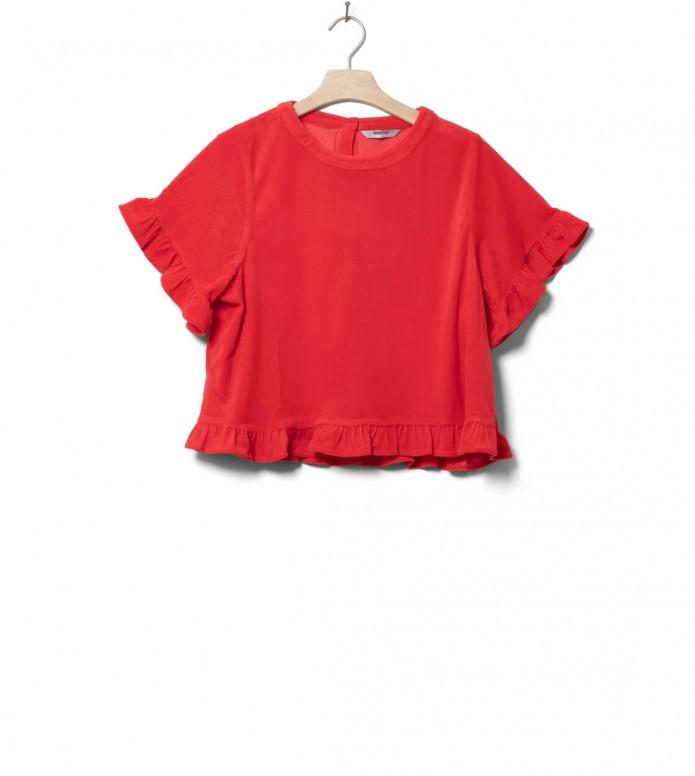 Wemoto W Top Dayle red XS
