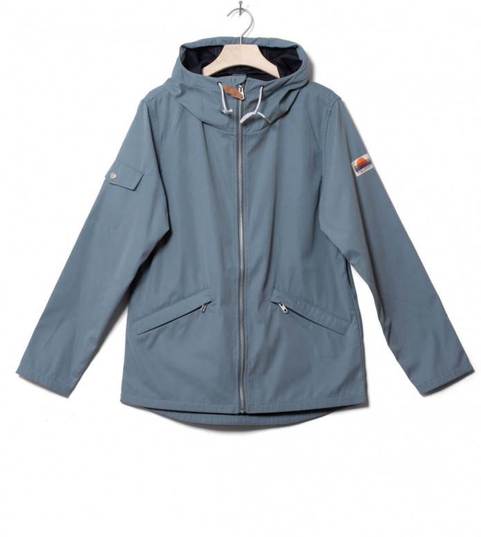 Revolution (RVLT) Revolution Jacket 7681 blue dust