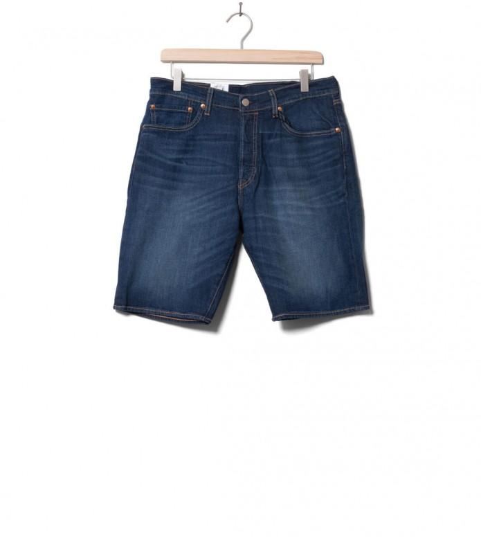 Levis Levis Shorts 501 Hemmed blue roast beef ltwt short