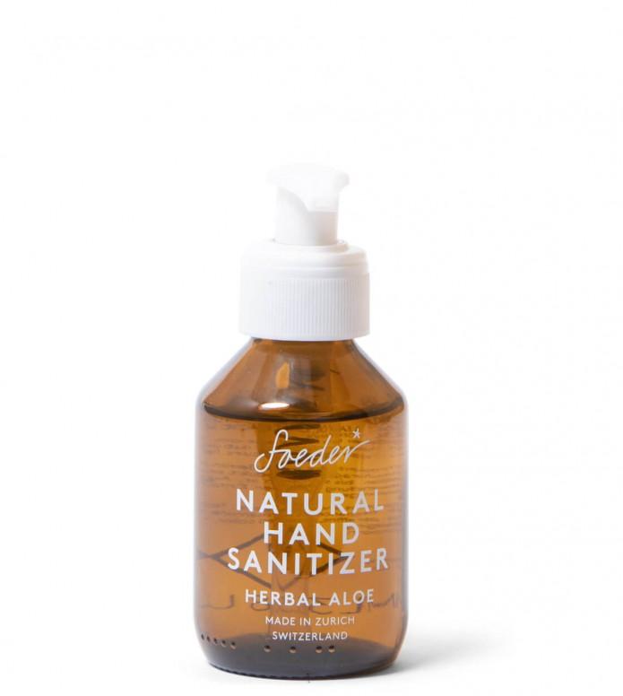 Soeder Naturdesinfektionsmittel Herbal Aloe 100ml