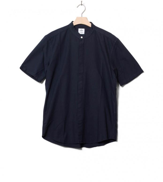 Klitmoller Collective Klitmoller Shirt Max blue navy