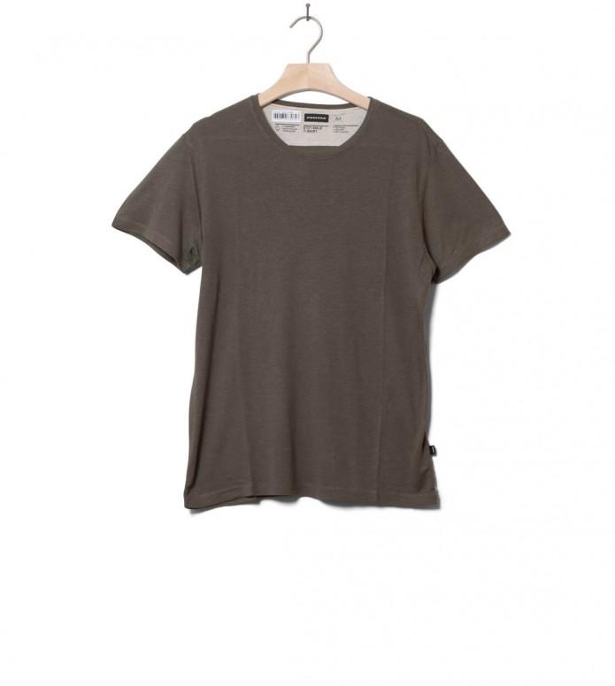 Freitag T-Shirt E721 green dusty olive S